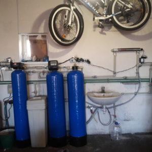 п Лесное питьевое водоснабжение жилого дома